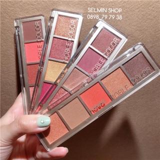 Bảng Phấn Mắt Essential Novo Nội Địa Trung - Eyeshadow Palette