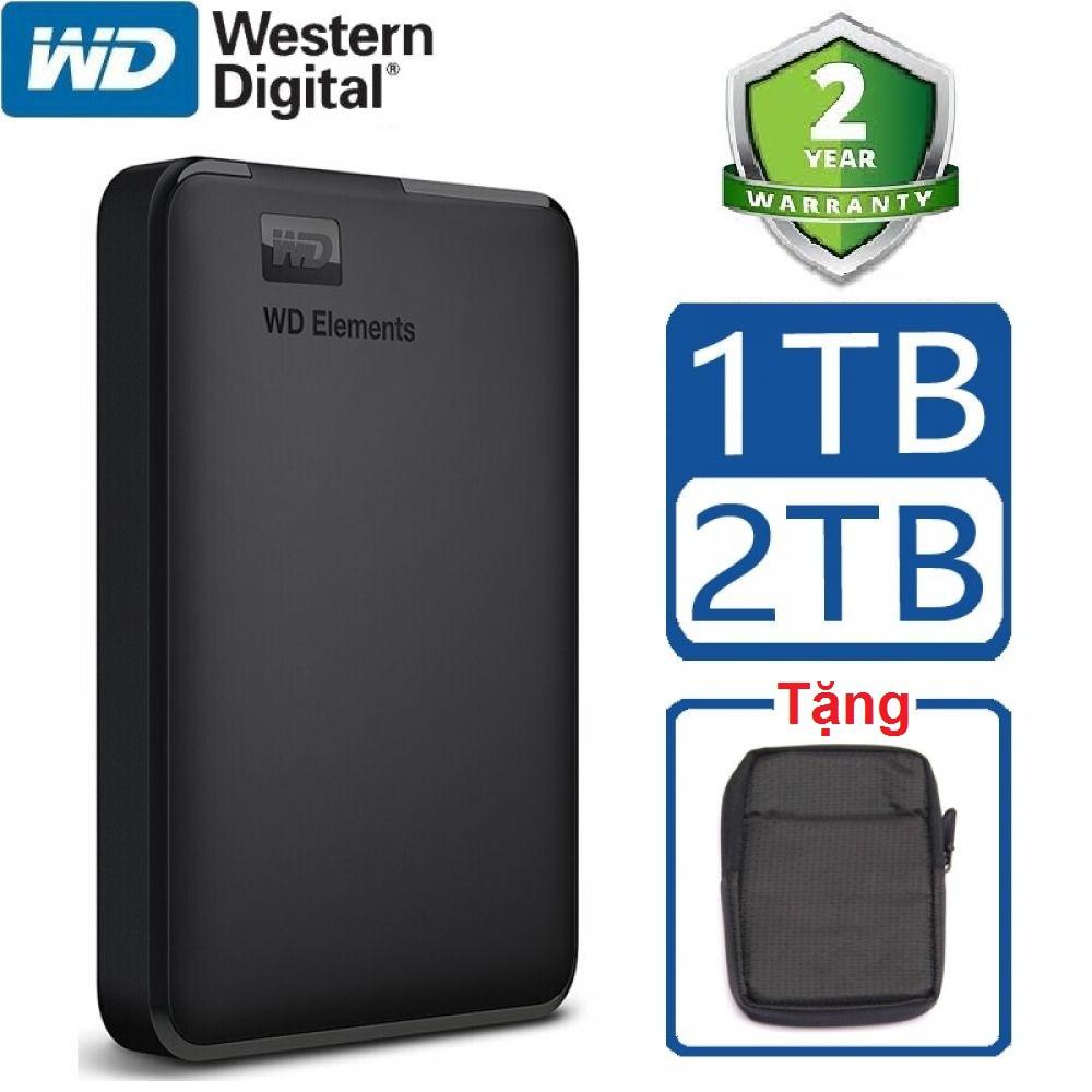 Ổ Cứng di động 1TB -2TB -500GB -320GB bảo hành 24 tháng tặng bao da chống sốc