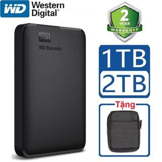 Ổ Cứng di động 1TB -2TB -500GB bảo hành 24 tháng tặng túi chống sốc