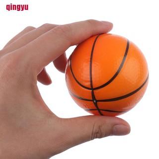[qingyu]12pcs Stress Toy Balls Baseball Tennis Children Soft Foam Rubber squee