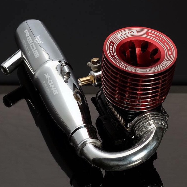 Động cơ Nitro 21 Reds-Racing