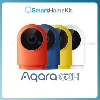 Camera thông minh Aqara G2H (Gateway)- HD 1080p, tương thích Apple HomeKit Mihome, IR ghi hình đêm và thay thế Hub Aqara thumbnail
