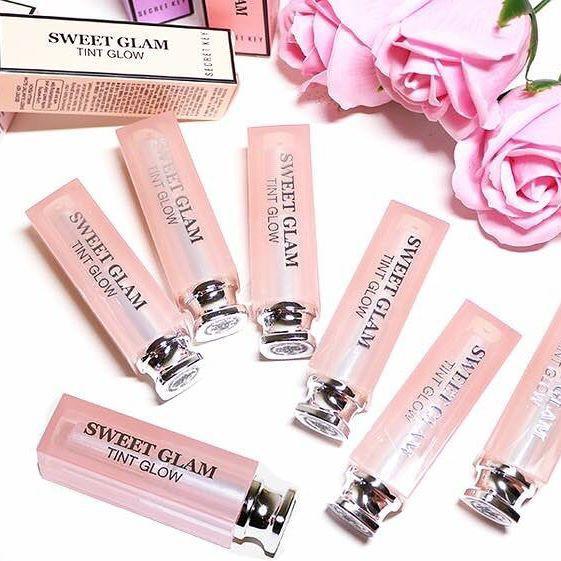 Son dưỡng môi có màu Sweet glam tint glow - 3604021 , 968475535 , 322_968475535 , 130000 , Son-duong-moi-co-mau-Sweet-glam-tint-glow-322_968475535 , shopee.vn , Son dưỡng môi có màu Sweet glam tint glow