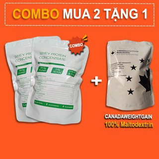 2KG Whey Protein Concentrate NZMP 80% – Sữa tăng cơ giảm mỡ bụng
