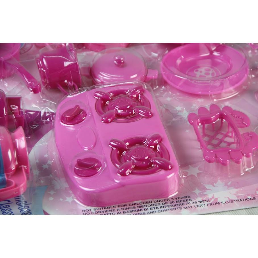 [Chất Lượng]Bộ dụng cụ nấu ăn đồ chơi trẻ em thông minh ngộ nghĩnh NB111116