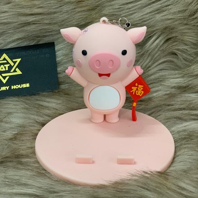 Loa blutooth hình thú mini nhập Thái Lan dễ thương có thể dùng làm móc khoá