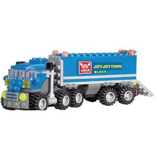 Gạch xếp hình non lego – Xe tải