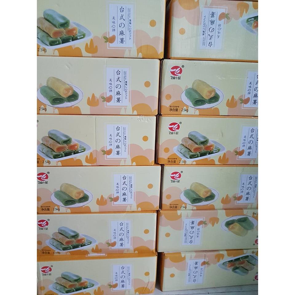 Sỉ 3 hộp bánh mochi mashu hộp 2kg - 2978822 , 950392699 , 322_950392699 , 725000 , Si-3-hop-banh-mochi-mashu-hop-2kg-322_950392699 , shopee.vn , Sỉ 3 hộp bánh mochi mashu hộp 2kg