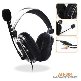 Tai nghe chụp tai chuyên game Soundmax AH-304