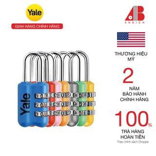 Khóa Vali Du Lịch Có Mã Số Yale (Bảo hành 2 năm) YP2 23 128 7- Hàng chính hãng thumbnail