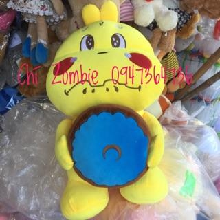 (Có Sẵn bán sĩ )Rồng Qoobee 80cm Cầm Bánh