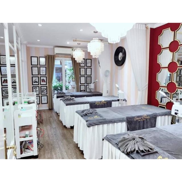 Khăn trải giường, phủ giường spa kt 90x190, khăn đắp, khăn tắm đại (ảnh thật)