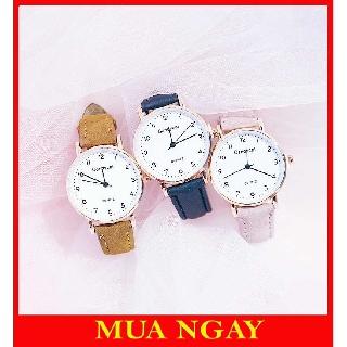 Đồng hồ đeo tay thời trang Famigo nam nữ cực đẹp DH30 hot