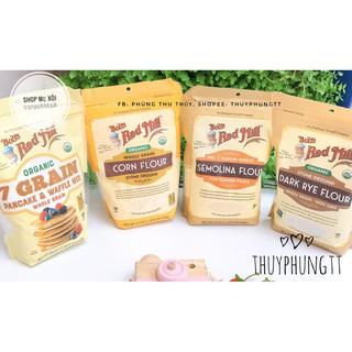 Tách lẻ 50-100-300g các loại bột hữu cơ làm bánh cho bé (date 2021) thumbnail