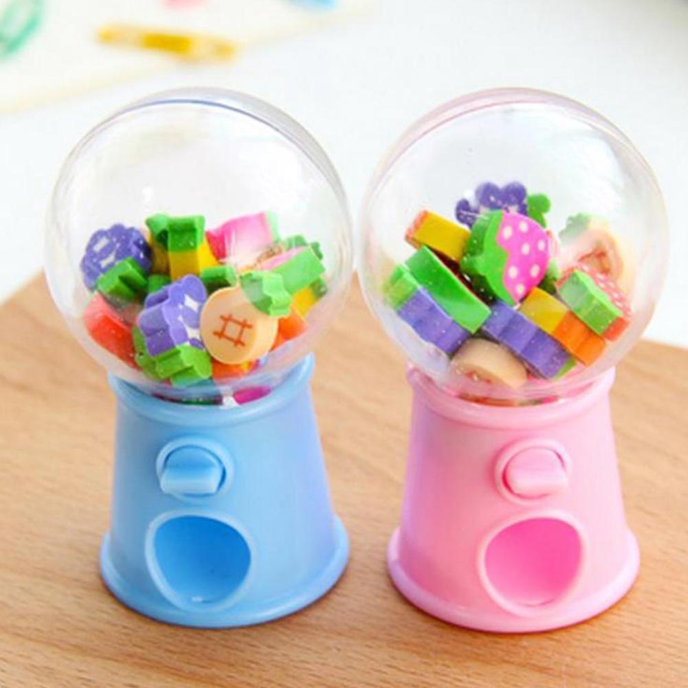 ABS Super Mini Candy Machine Children Kids Toy Baby Sweet Sugar Twist Gift