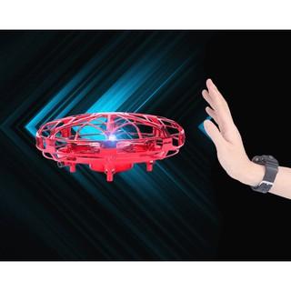 ĐĨA BAY BIFO MÁY BAY KHÔNG NGƯỜI LÁI – UFO cảm biến chuyển động bằng tay không điều khiển – The Royal's
