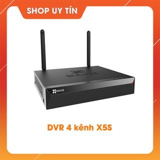 Đầu ghi hình camera IP Wifi 4 kênh EZVIZ CS-X5S-4W – Hàng chính hãng BH 24 tháng