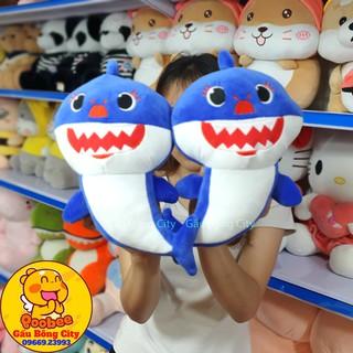 Baby Shark – Thú Bông Cá Mập size 30cm