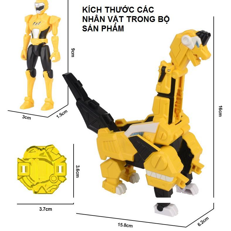 Đồ chơi Biệt đội siêu nhân nhí Miniforce Force khủng long Braka Cuồng Phong và Siêu Nhân Max Can Đảm đồ chơi trẻ em