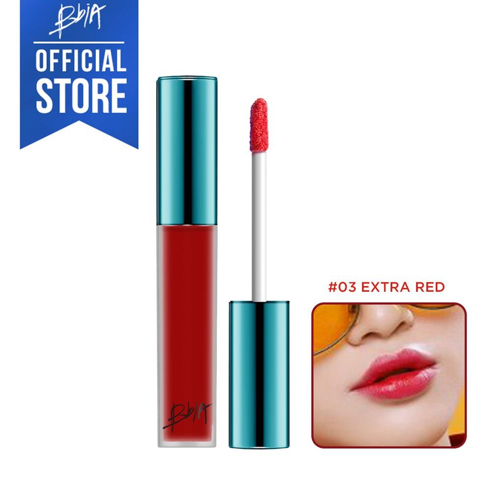 Son kem lì Bbia Last Velvet Lip Tint Version 1 5g (5 màu)