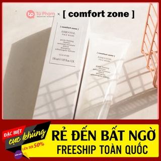 RẺ BẤT NGỜ Kem Rửa Mặt Comfort Zone Essential Face Wash 150ml RẺ BẤT NGỜ thumbnail