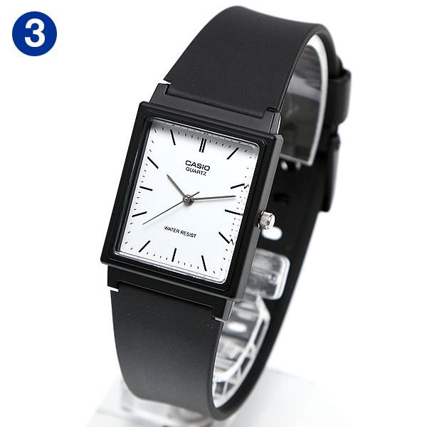 Đồng hồ nam dây nhựa Casio Standard chính hãng Anh Khuê MQ-27 & MQ-38 Series