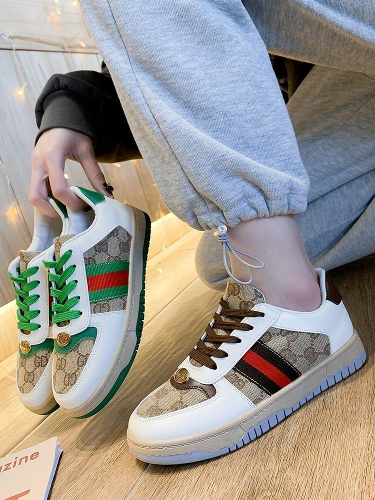 Giày Sneaker Thời Trang Cho Nữ