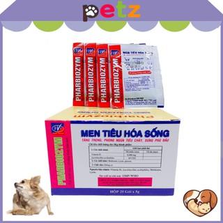 Men tiêu hóa sống cho chó mèo PETZ Men tiêu hóa Pharbiozym cho thú cưng thumbnail