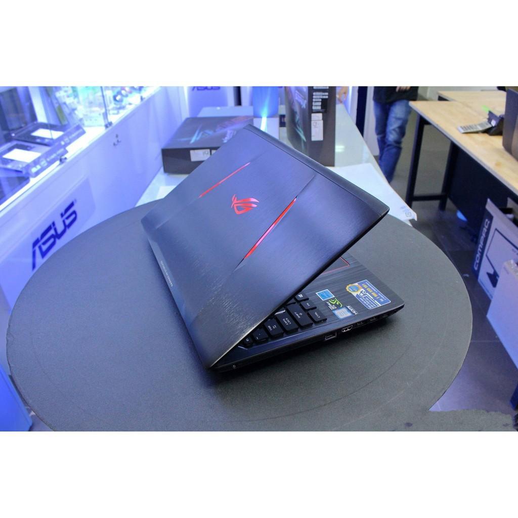 New ASUS ROX Strix GL553VD i7 7700HQ/Ram 8G/HDD1T/Nvidia GTX1050 4G BH 8 Tháng Giá chỉ 18.200.000₫