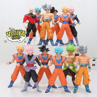 Mô hình(Figure) Set 7 Dragon Ball Super – Cao 18cm – Bán lẻ đồng giá 55k