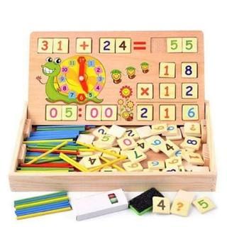 Bảng học toán đa năng cho bé
