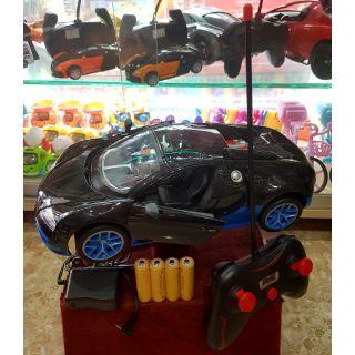 Xe bugatti chiron điều khiển từ xa