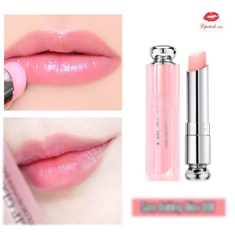 [SALE] Son Dưỡng Dior Addict Lip Glow, Full size 3.5g Đủ Bill Bao Check