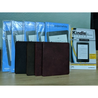 Máy đọc sách amazon Kindle Oasis 1 used