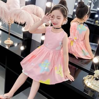 Đầm Cotton Hàn Quốc Mùa Hè 2017