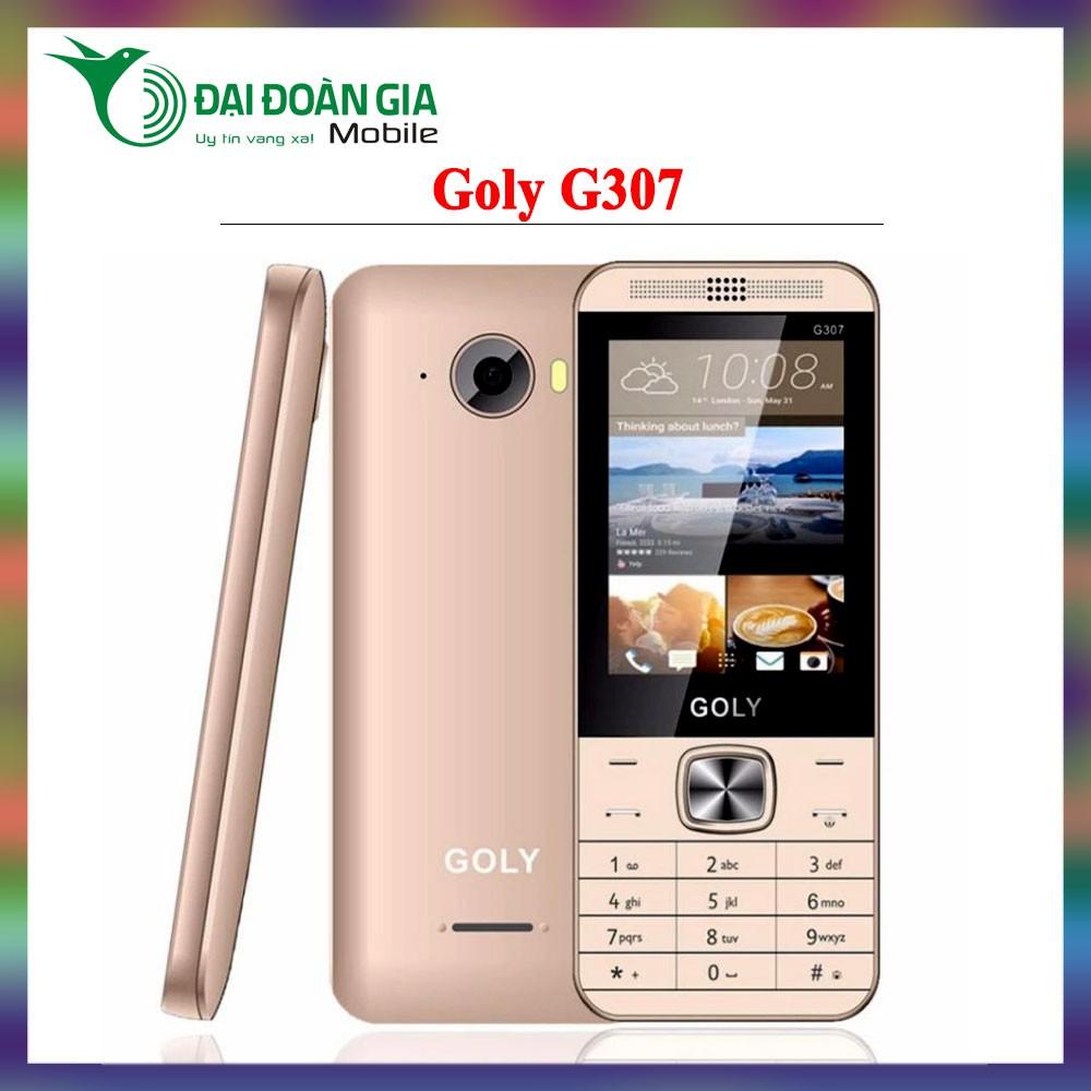Điện thoại Goly G307 - 2 Sim 2 Sóng - Hàng chính hãng - 3491738 , 1149716103 , 322_1149716103 , 475000 , Dien-thoai-Goly-G307-2-Sim-2-Song-Hang-chinh-hang-322_1149716103 , shopee.vn , Điện thoại Goly G307 - 2 Sim 2 Sóng - Hàng chính hãng