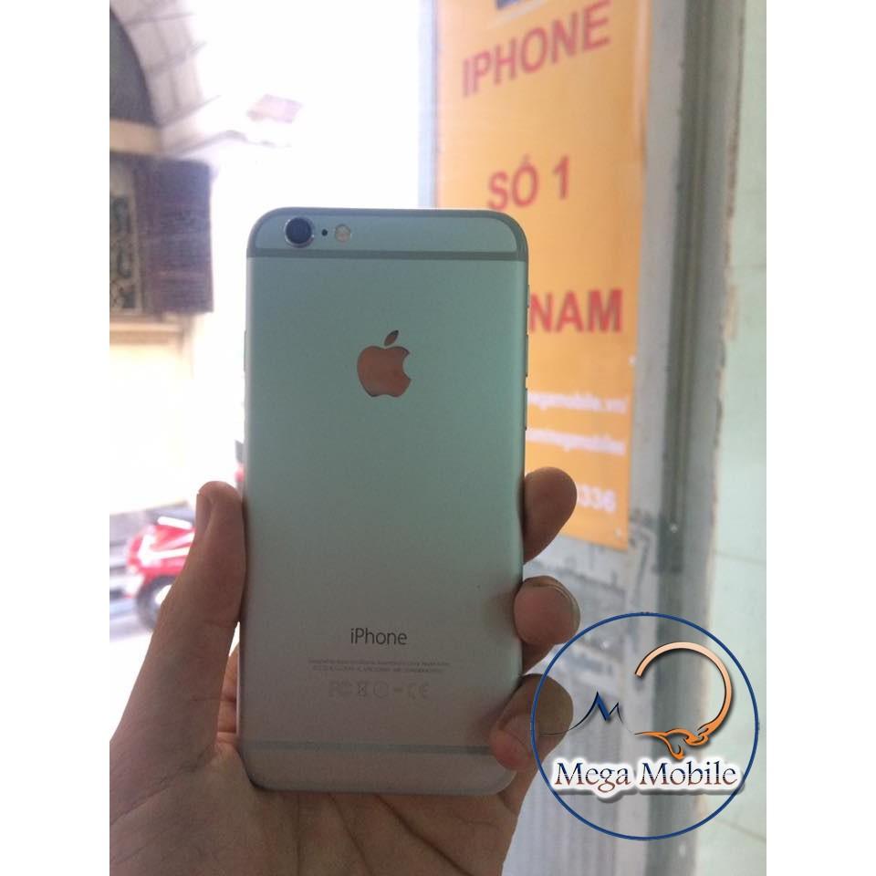iPhone 6 64GB Quốc Tế Zin Nguyên Trắng - Bảo Hành 1 Đổi 1 - 3474883 , 692741113 , 322_692741113 , 6650000 , iPhone-6-64GB-Quoc-Te-Zin-Nguyen-Trang-Bao-Hanh-1-Doi-1-322_692741113 , shopee.vn , iPhone 6 64GB Quốc Tế Zin Nguyên Trắng - Bảo Hành 1 Đổi 1