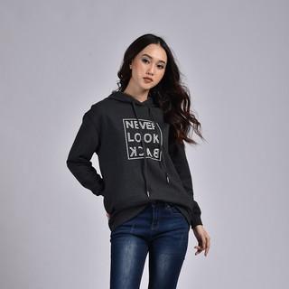 [Mã FASHIONMALLT4 giảm 15% đơn 150k] Áo Hoodie Chui Đầu Nữ O.jeans - 5AHT840713BW thumbnail