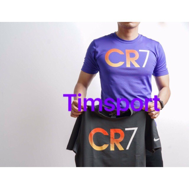 [Sport Store] Áo thun thể thao nam VNXK CR7 Drifit