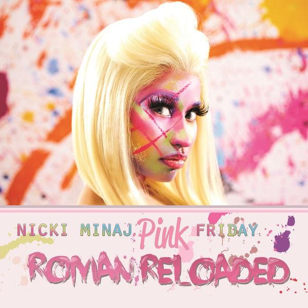 Nicki Minaj - Roman Reloaded (Clean/Standard) - Đĩa CD