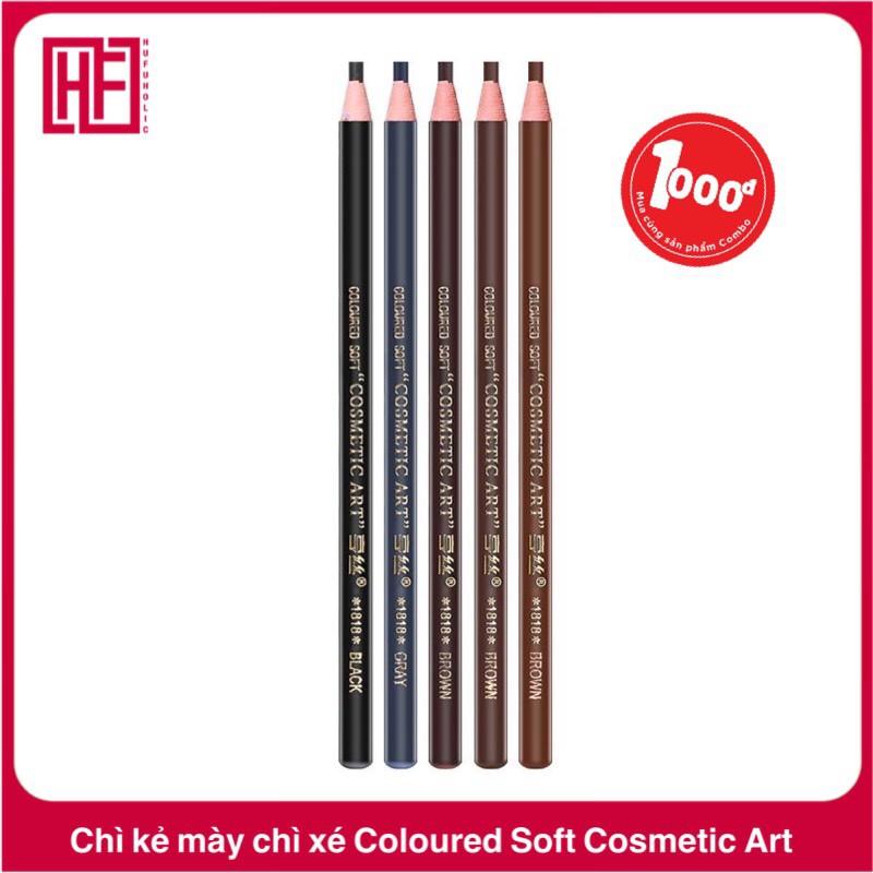 Chì kẻ mày chì xé Coloured Soft Cosmetic Art