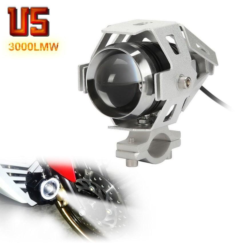 Đèn Led trợ sáng U5 dành cho xe máy TI 585