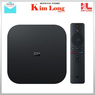 Yêu Thích[QUỐC TẾ, BH 12 Tháng] Đầu Android TV MIBOX S 4K - Chính hãng Digiworld