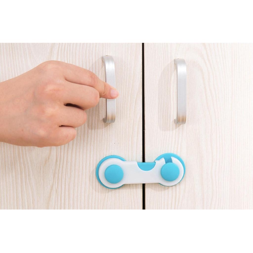 khóa tủ an toàn cho bé