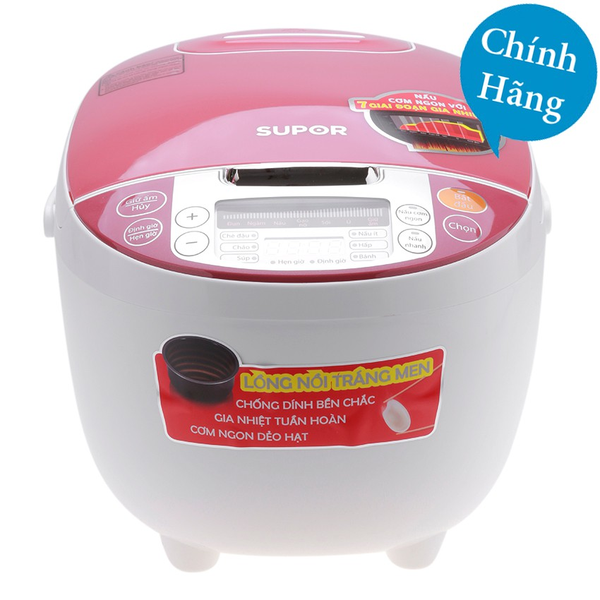 Nồi cơm điện tử thông minh Ceramic Pot 1.8L CFXB50FC29VN-75 - 2401232 , 1184461692 , 322_1184461692 , 1279000 , Noi-com-dien-tu-thong-minh-Ceramic-Pot-1.8L-CFXB50FC29VN-75-322_1184461692 , shopee.vn , Nồi cơm điện tử thông minh Ceramic Pot 1.8L CFXB50FC29VN-75