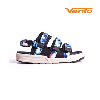 Giày Sandal Vento 3 Quai Ngang SD1001 Blue Camo