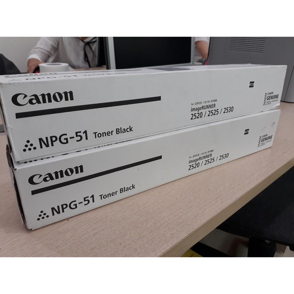 Mực máy photo CanonIR 2525,2520,2530- NPG51