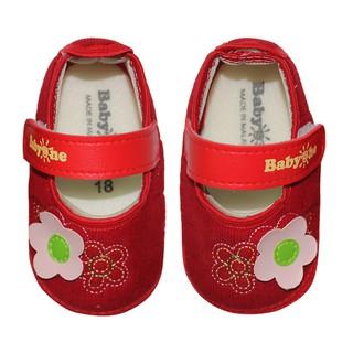 Giày tập đi bé gái BabyOne SS0821 HELLO B&B - HELLO BB