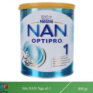 Sữa Nan Nga số 1 800g thumbnail