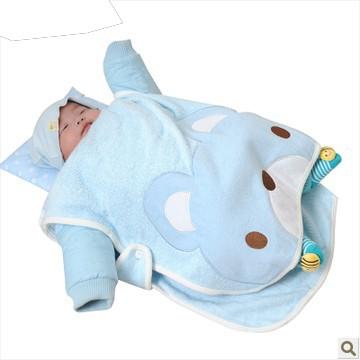 Túi ngủ cho bé sơ sinh TN024 - Túi ngủ trẻ em sơ sinh nhập khẩu - Cho bé từ 0 đến 3 tháng